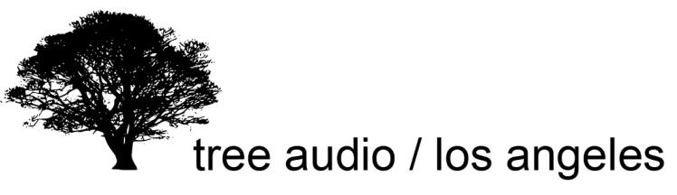 TreeAudioLogoBlack